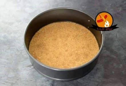 طريقة عمل تشيز كيك المانجو البارد سالى فؤاد Chase Mango Cake