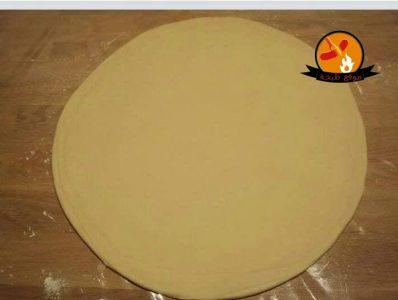 طريقة لف وعمل فطائر ومعجنات الكرواسون التركية حلوة ومالحة بالجبن مع الصور