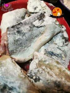 طريقة عمل صيادية السمك البلطى المصرية سهله بالصور