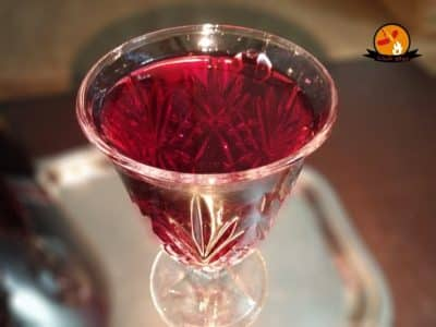 طريقة عمل عصير الكركديه الطازج