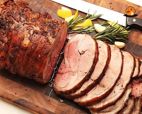 طريقة عمل روستو اللحم لمنال العالم